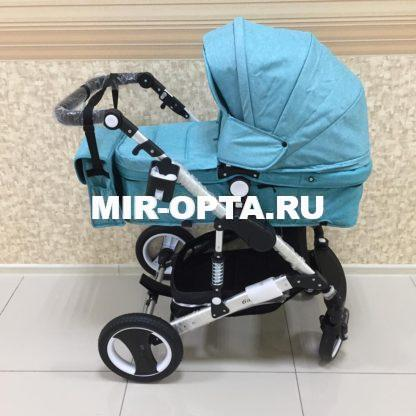 Детская коляска Belecoo Барс Утеплённая