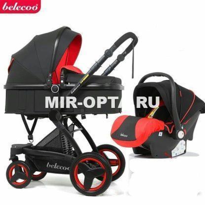 Belecoo x6 черно-красная купить