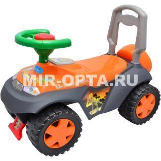 Детская машинка-каталка-толокар 3101